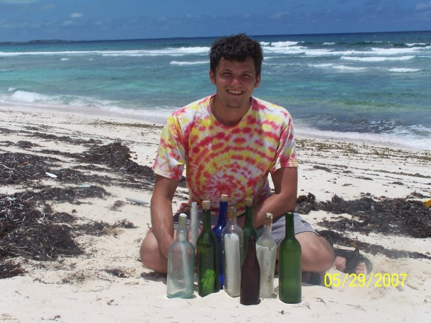 Me With Bottles.