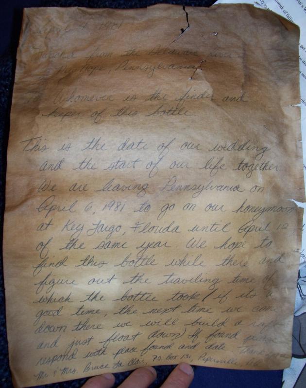 Janet La Clair's Message Cropped