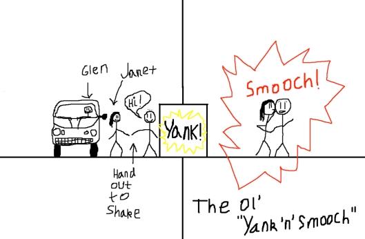 The Ol' Yank & Smooch