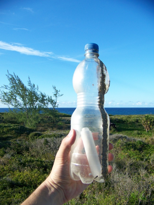Sabine's Bottle
