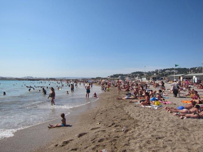 Marseille Beach