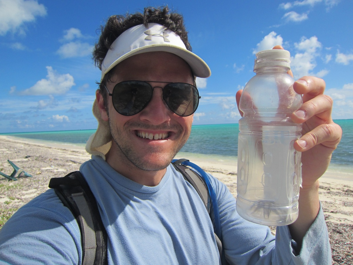 Message in a Bottle Found: Seeking Ray from Philadelphia!