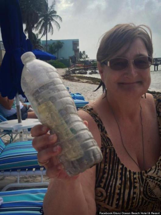 judi-glunz-with-gordon-smiths-ashes-in-a-bottle
