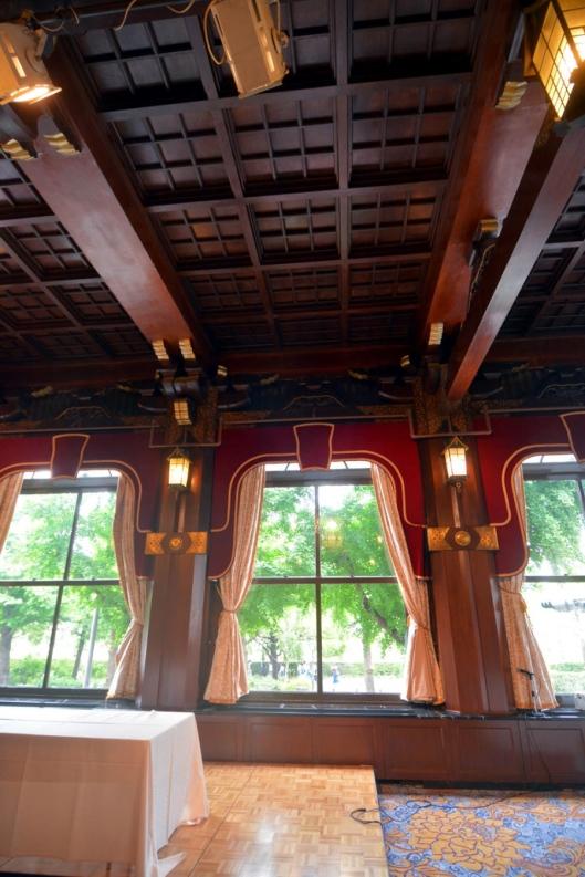 The Ceiling Where McNamara's MIB Was Hidden - Erik Slavin : Stars and Stripes