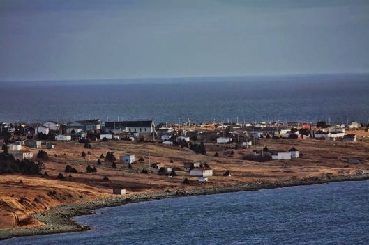 Trepassey Village by the Sea by Cliff Doran and Still Waters Spa
